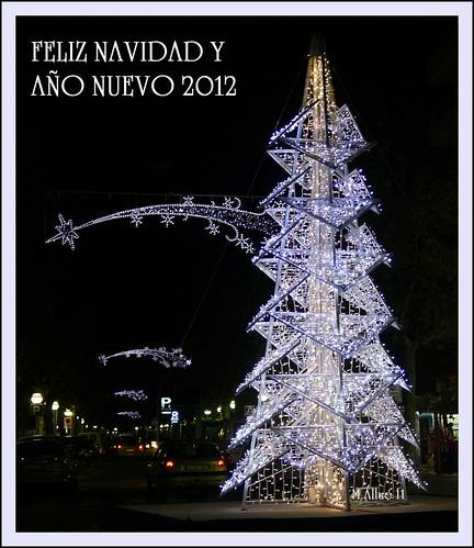 Feliz Navidad by Miguel Allué Aguilar