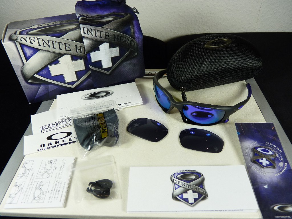 0ae0a1c231 Wts limted edition oakley infinity hero iridium mens sunglass jpg 1024x768 Infinite  hero