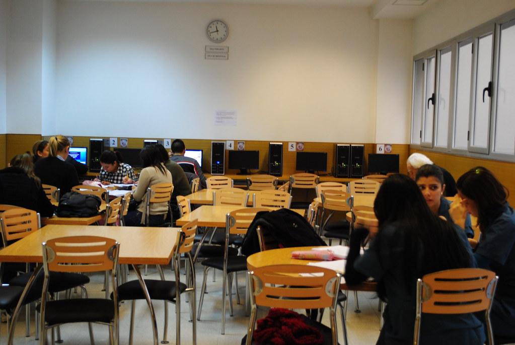 Biblioteca Sede Larrea