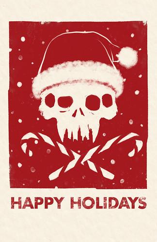 Insomniac Games 2011 Holiday Card