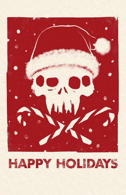 Insomniac Games 2011 Holiday Card