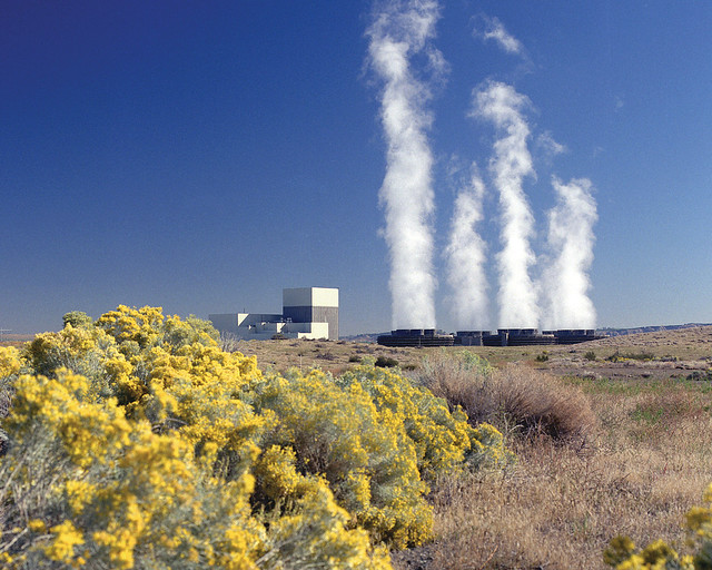 Hanford Nuclear Reserve