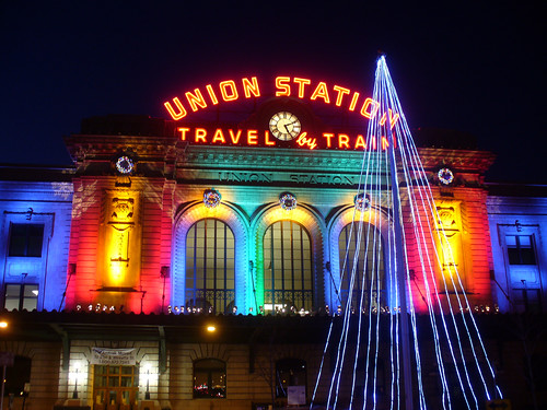 Union Station, Denver (by: John Giez, creative commons license)