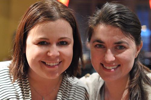 Dana and Ang Dec 2011