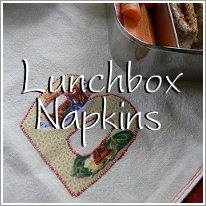 Lunchbox Napkins Tutorial
