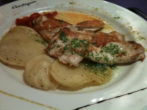 Zaragoza | Restaurante La Antigua | Pechugas