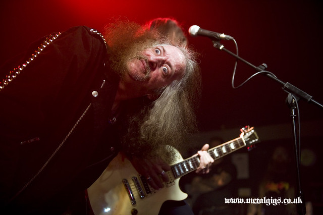 Pentagram Horisont Purson Relentless garage live review metal gigs gig listings