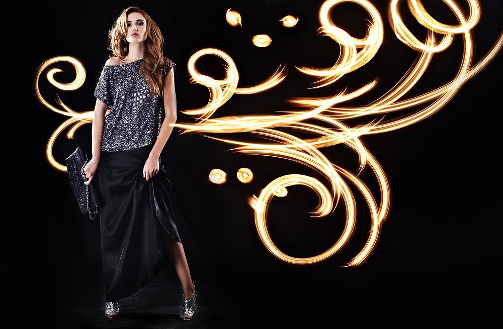 Fashion Lightpainting