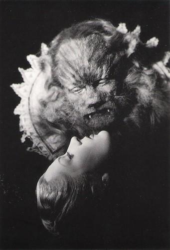 Jean Marais & Josette Day. La Belle et la Bête. Jean Cocteau - FR 1946. by david haggard