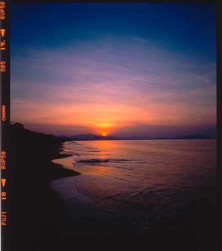 film beach fuji 三亚 sanya hainan 海南 海滨 rvp50 三亚湾 胶片 dvyang 670w