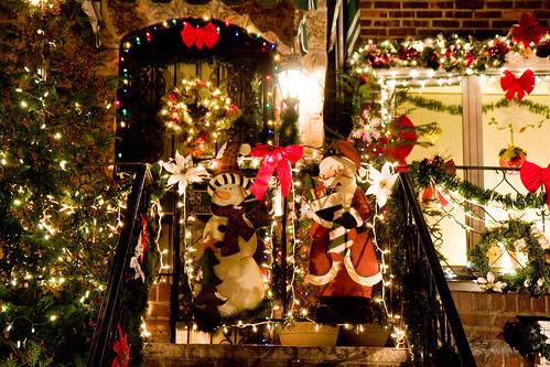 Dyker Heights Christmas lights, 2011