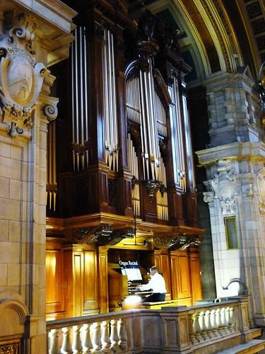 1901 Organ at Kelvingrove