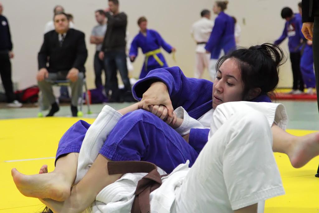 Canada West Invitational Judo Tournament -- Sports in