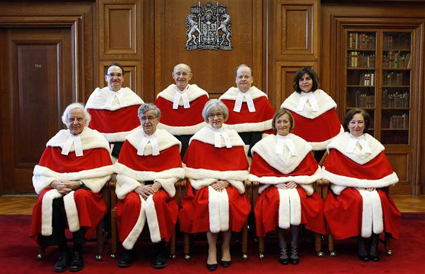 Canadian Supreme Court