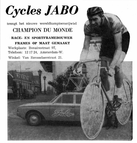 1967 Cycles JABO