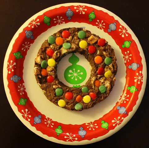 Fudge Wreath - 1