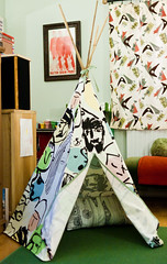 Teepee a la Kringle