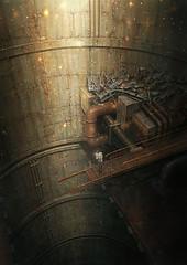 111227 - 動畫監督「吉浦康裕」嶄新鉅作《サカサマのパテマ》將在2012年隆重獻映!改編動畫版《うぽって!!》預定2012年4月在【NicoNico生放送】搶先開播!