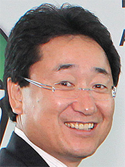Takeo Shimazu, Managing Director, Brother International Pte Ltd