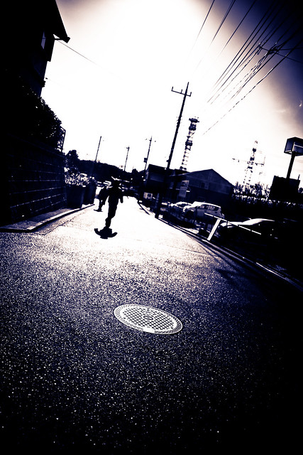 My neighborhood snap - Distagon25