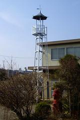 中富の火の見櫓(所沢市)