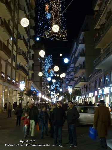 Salerno - Corso Vittorio Emanuele