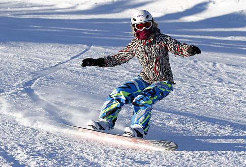 Anke snowboard