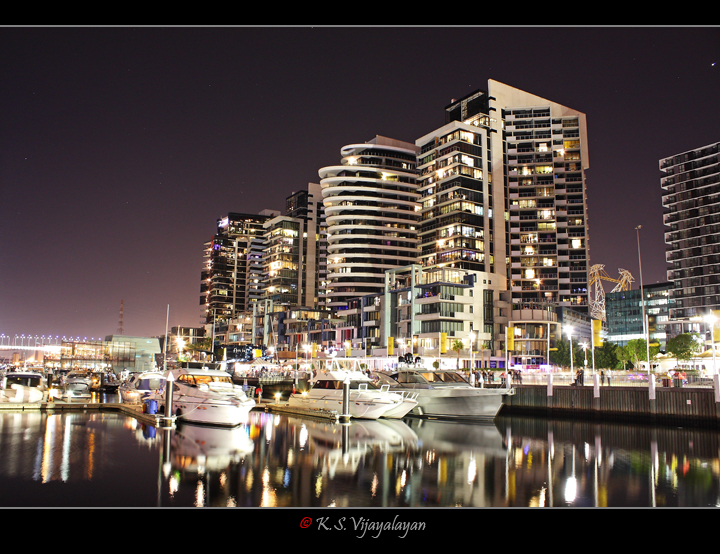 Docklands @ Melbourne