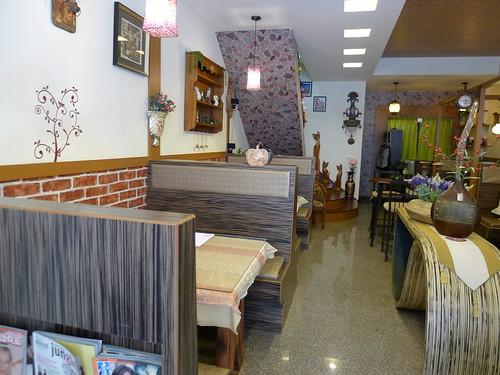 楊梅潘朵拉藝品餐坊