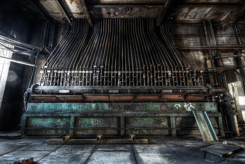 Steel mill IV, #2