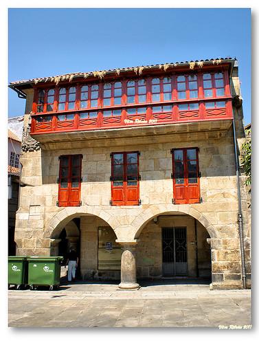 Casa em Pontevedra by VRfoto