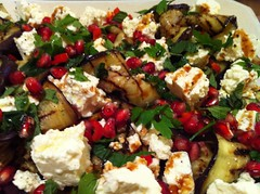 meal, panzanella, salad, vegetable, leaf vegetable, food, dish, dairy product, cuisine, feta, cheese,