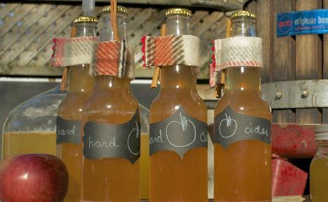 Pimp that Preserve Entry – Hard Cider for Cold Nights