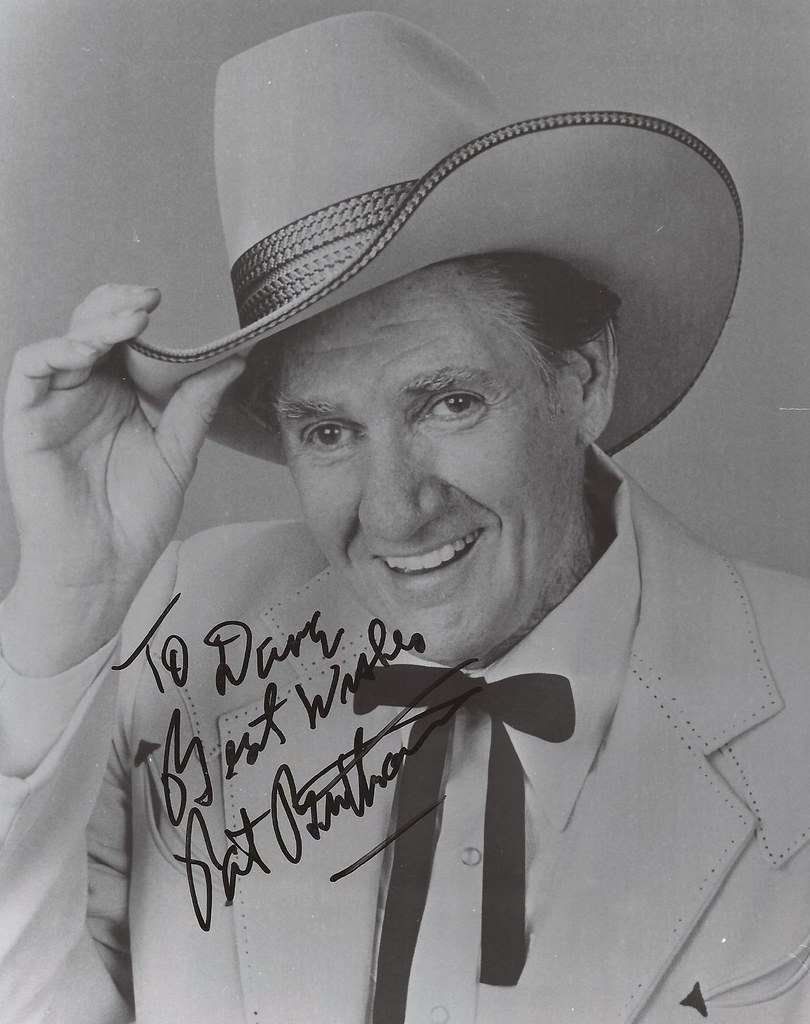 Pat Buttram voice actor