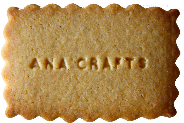 ANACRAFTS cookies