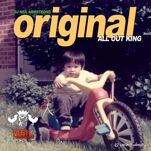 Original - All Out King Cover