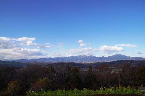 120102 吾妻山公園