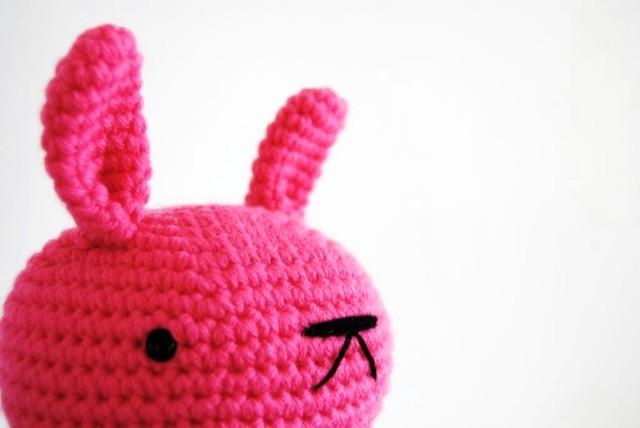 Amigurumi Bunny Bowl