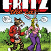 The Life and Death of Fritz the Cat by Robert Crumb