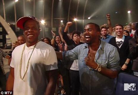 JayZ-Kanye-Celebrate-Beyonce-Pregnant
