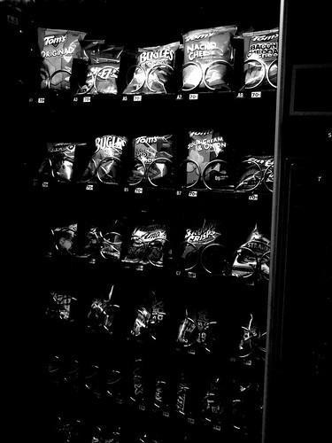 vending interior