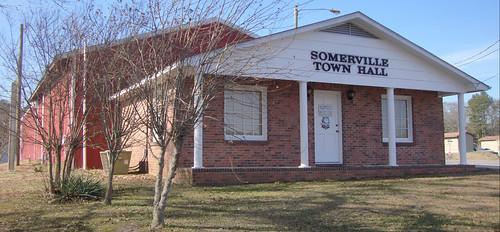 Somerville, Alabama Town Hall