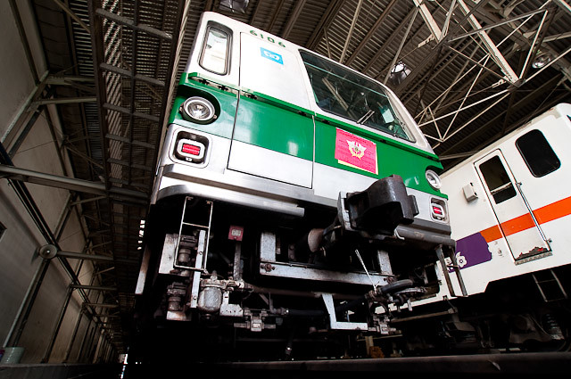 東京メトロ千代田線6000系 6106F