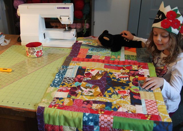 Scrappy Quilt Helper