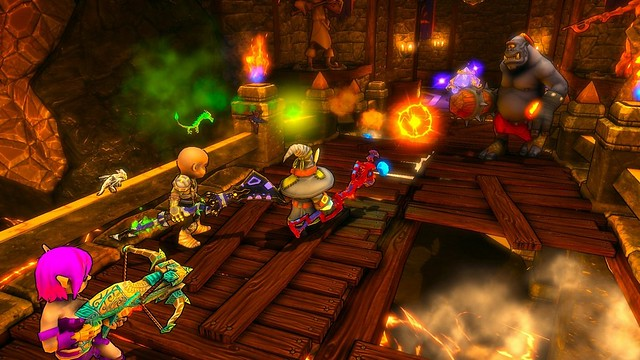 Dungeon Defenders (2)