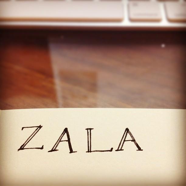 Header of zala