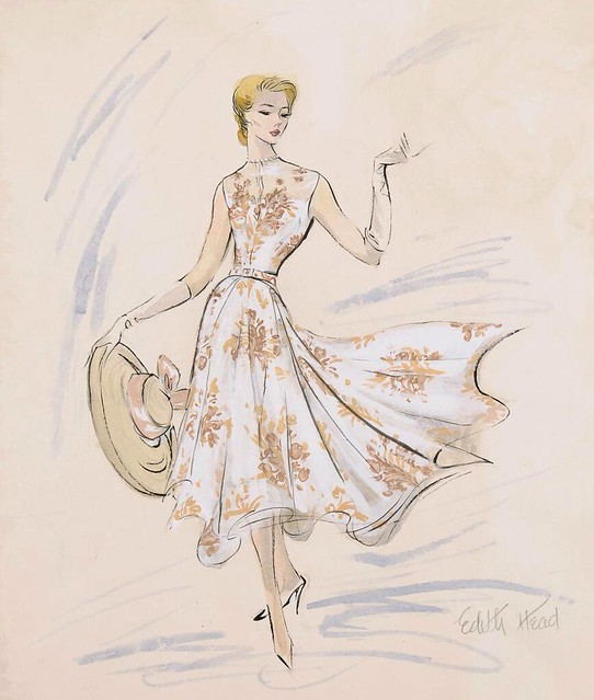 Rear Window Costume Designs