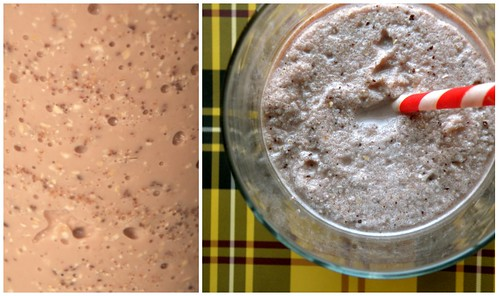 MF Oatmeal Chocolate Chip Smoothie
