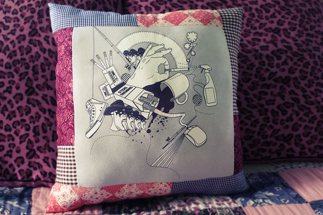 patchwork-pillow