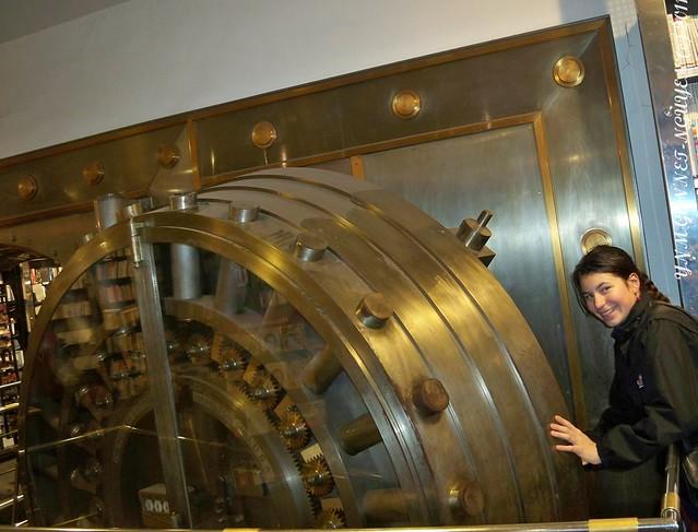Ophrey.com : Porte Chambre Forte Bricard ~ Prélèvement d ...